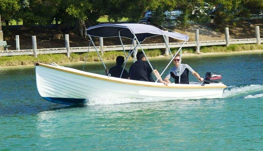 Bareboat Runabout For Hire In Forster, Australia