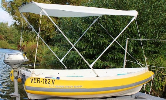 Rent A Walker Bay Dinghy For 3 Person In Nienburg, Germany
