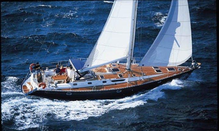 52' Sun Odyssey - Morning Star Cruising Monohull in Sukošan, Croatia for Charter
