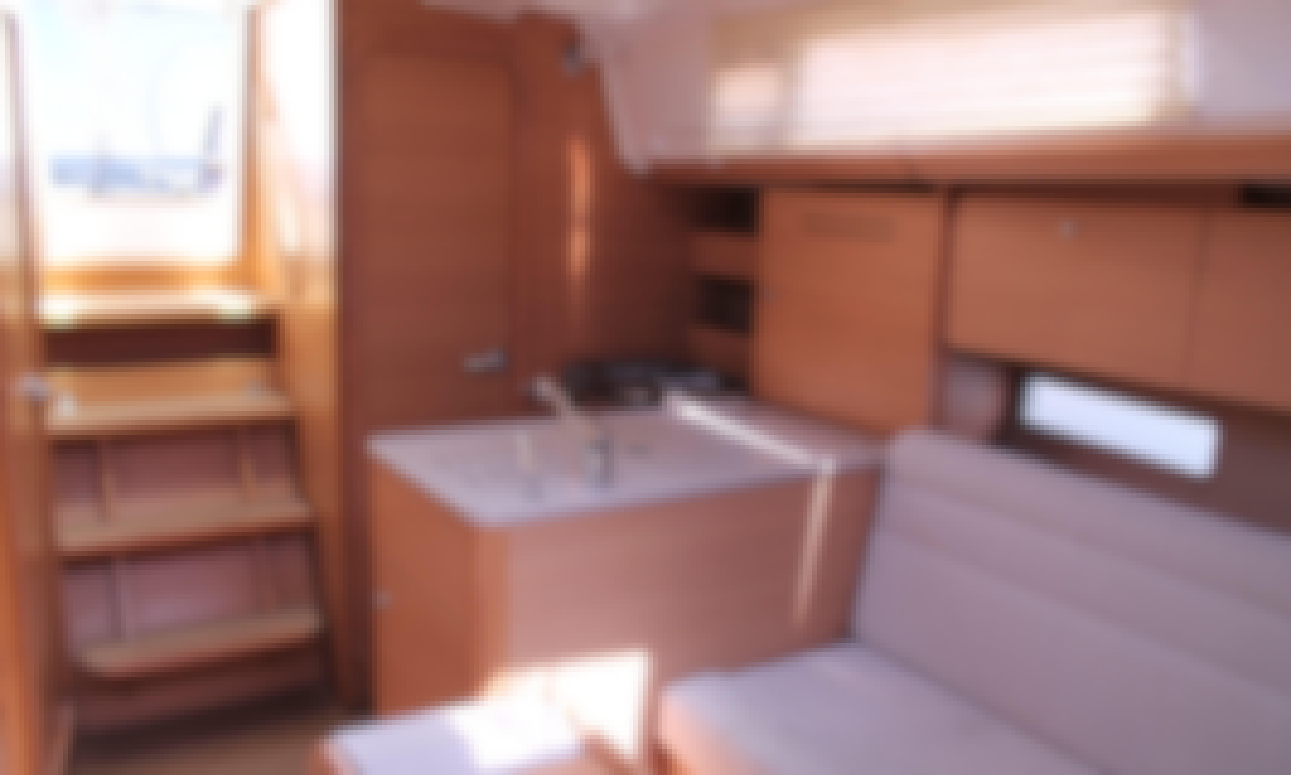 "Cruising Monohull Dufour 310 ""Ala Bianca""  For Charter in Palermo, Sicilia"