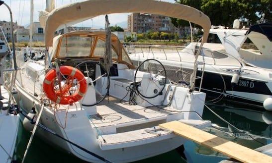Cruising Monohull Dufour 310
