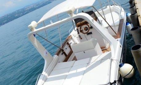 21' Mano Marine 22.50 Bowrider Rental in Opatija, Croatia