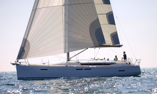 44' Sun Odyssey - Blue Moon Cruising Monohull For Charter In Sukošan, Croatia