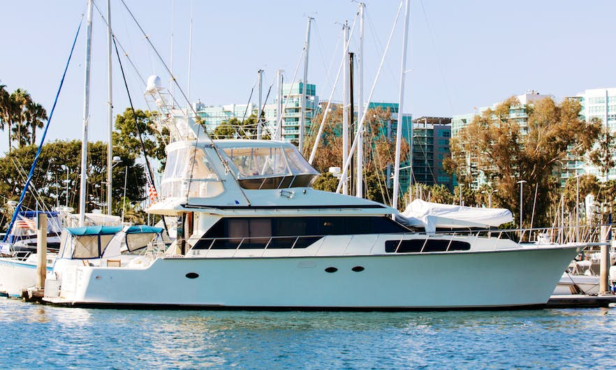 Cruise along the coast of Puerto Vallarta, Mexico with this Mikelson 64 Yacht