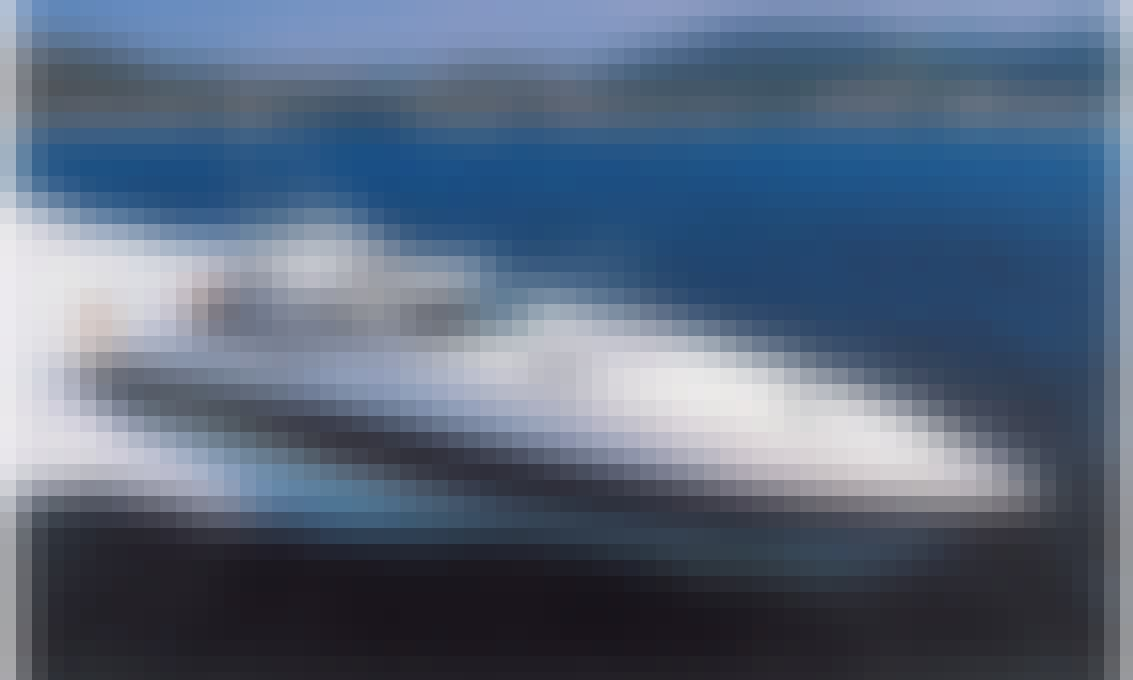 Sunseeker Predator 75 Power Yacht For Charter in Puerto Vallarta, Mexico