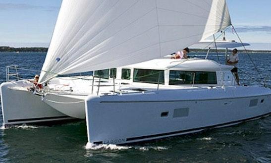 Go Sailing On 42' Lagoon - Igris Cruising Catamaran In Sukošan, Croatia