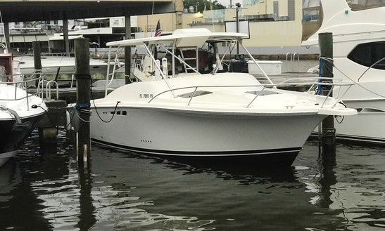 Passenger Boat In Miami