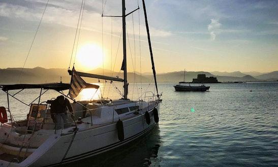 "Enjoy Sailing On 36' ""thelmagic"" Luxurious Yacht In Nafplio,greece"