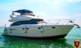 41 Ft luxury Yacht