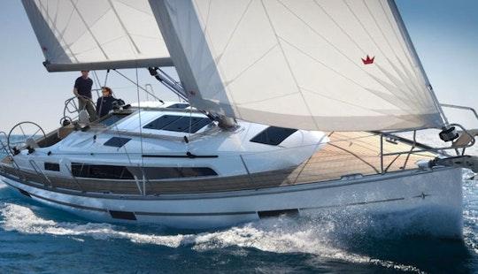 Charter This 37' Bavaria Cruiser - Alegria Cruising Monohull In Sukošan, Croatia
