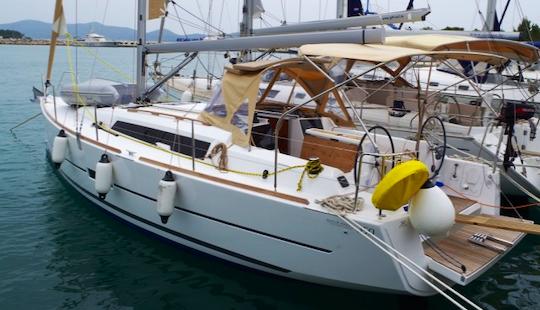Explore Sukošan, Croatia On 35' Dufour - Pape Cruising Monohull For 8 Persons