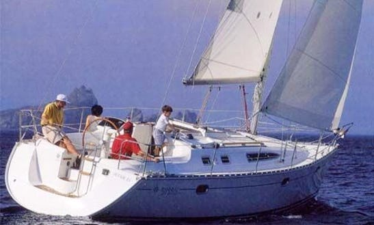 Get Relaxed In Toscana, Italy Aboard 35' Sun Odessey