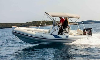 Rent this 2017 RIB in Split for up 10 guests
