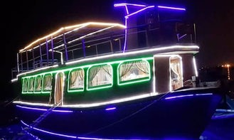 Charter a Passenger Boat in Karachi, Pakistan