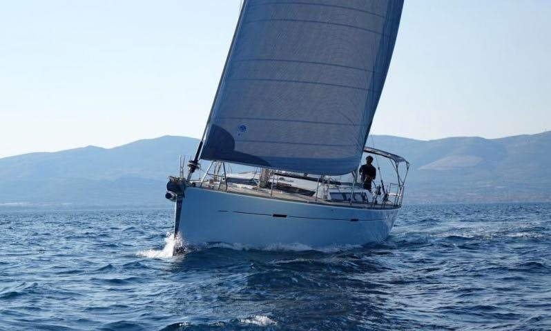 Charter Amortina Dufour Grand Large 485 Cruising Monohull in Saltsjöbaden, Stockholms