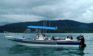Go Fishing on Center Console in Rionegro, Colombia With Your Friends