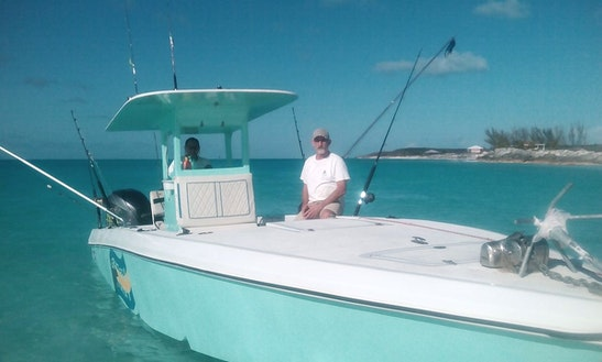 Spend A Great Day Aboard Grateful Tuna 33 On Long Island, Bahamas
