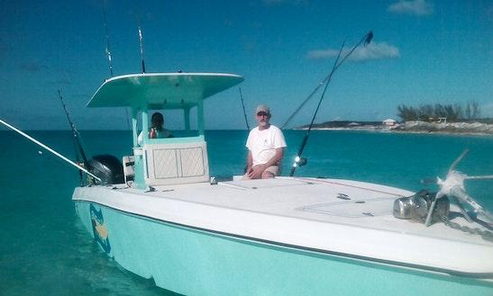Spend A Great Day Aboard Grateful Tuna 33 On Long Island, Bahamas