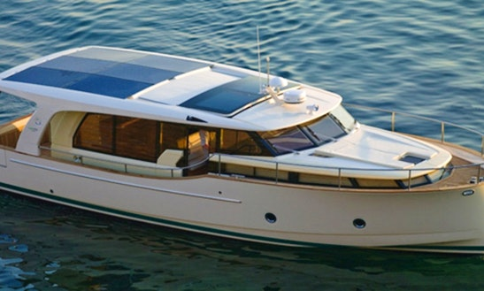 Have An Amazing Time In Portorož, Slovenia On Greenline 40 Motor Yacht