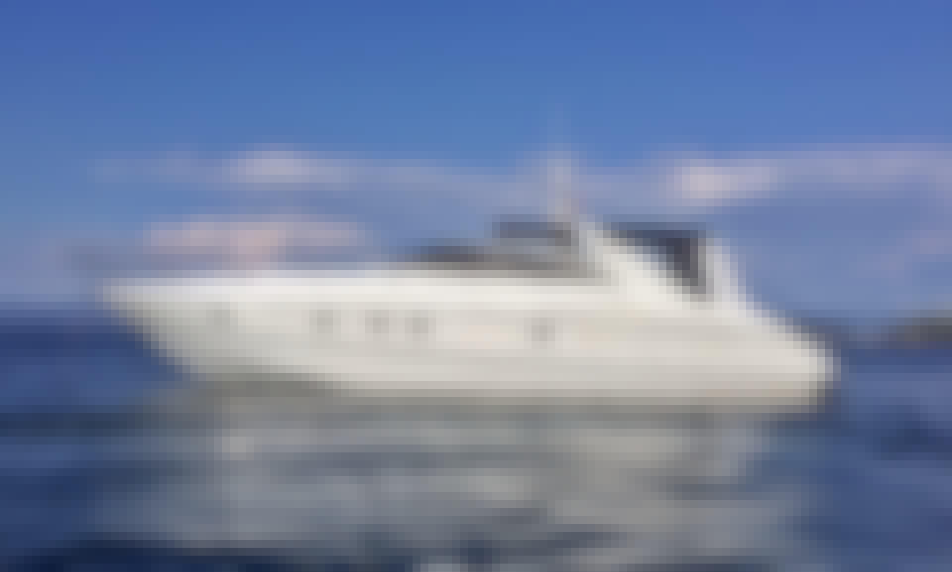 Charter the yacht of your dreams Princess V50 in Portorož, Slovenia