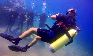 Explore the amazing underwater world in Aqaba, Jordan