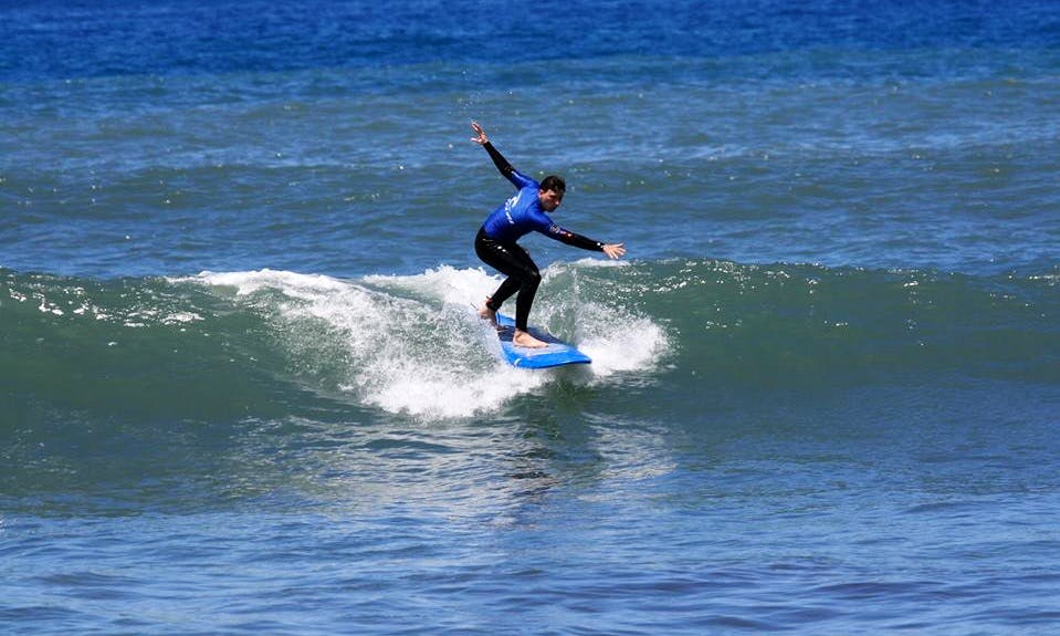 Amazing Opportunities To Learn Surfing in Funchal