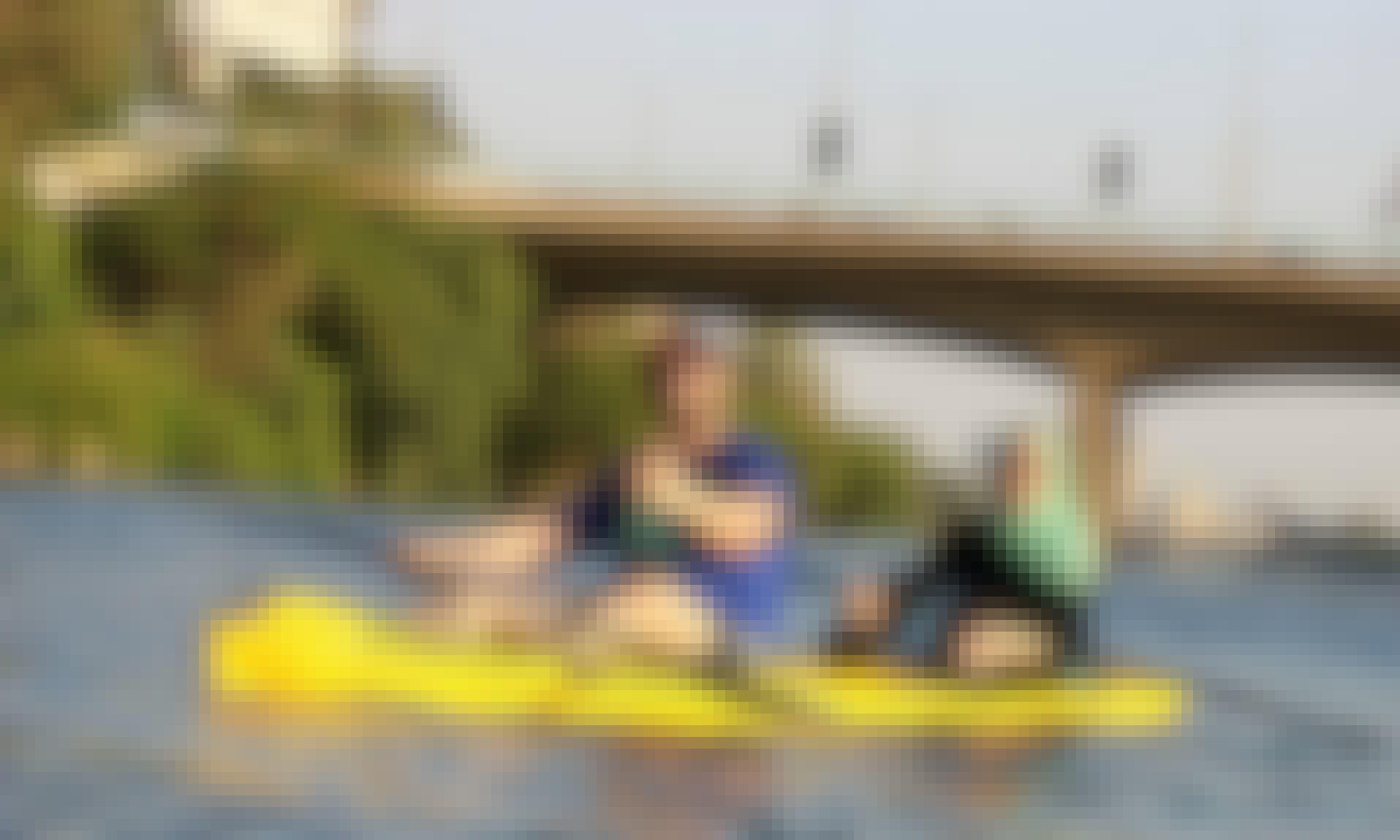 Kayaking: Adventurous way to explore Qasr Ad Dobarah, Egypt