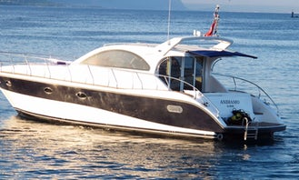 Walk Around Boat Rental for 12 People in Antalya, Turkey