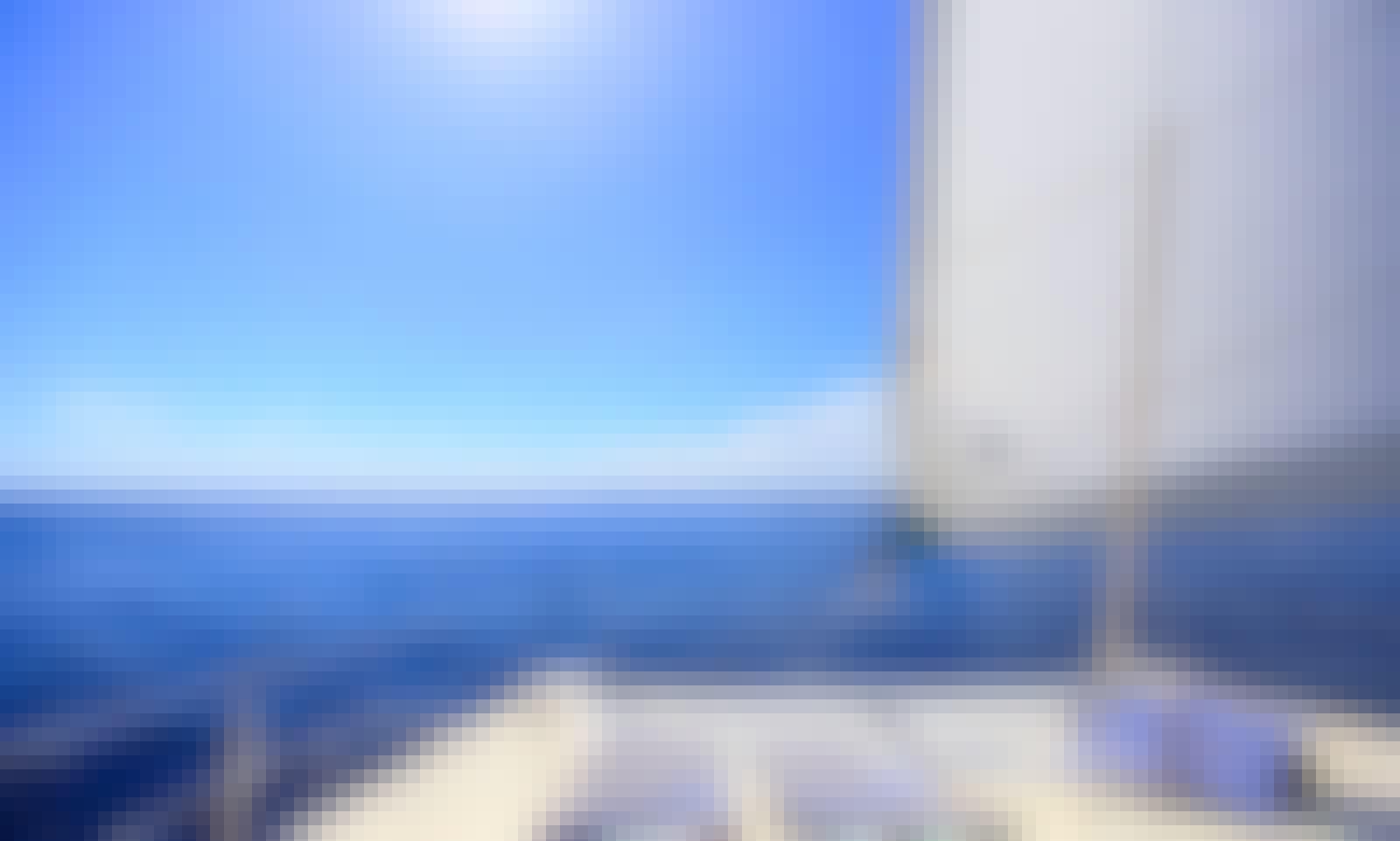 36' PDQ luxury catamaran