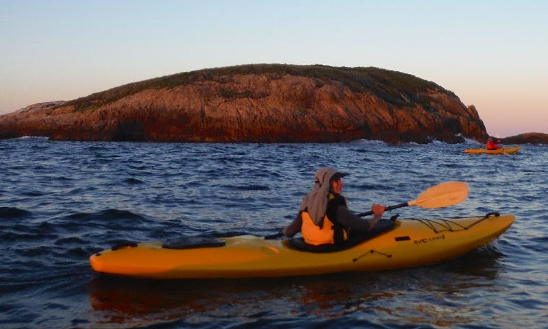 2-Days to 7-Days Guided Kayaking Experience in South-eastern Australia