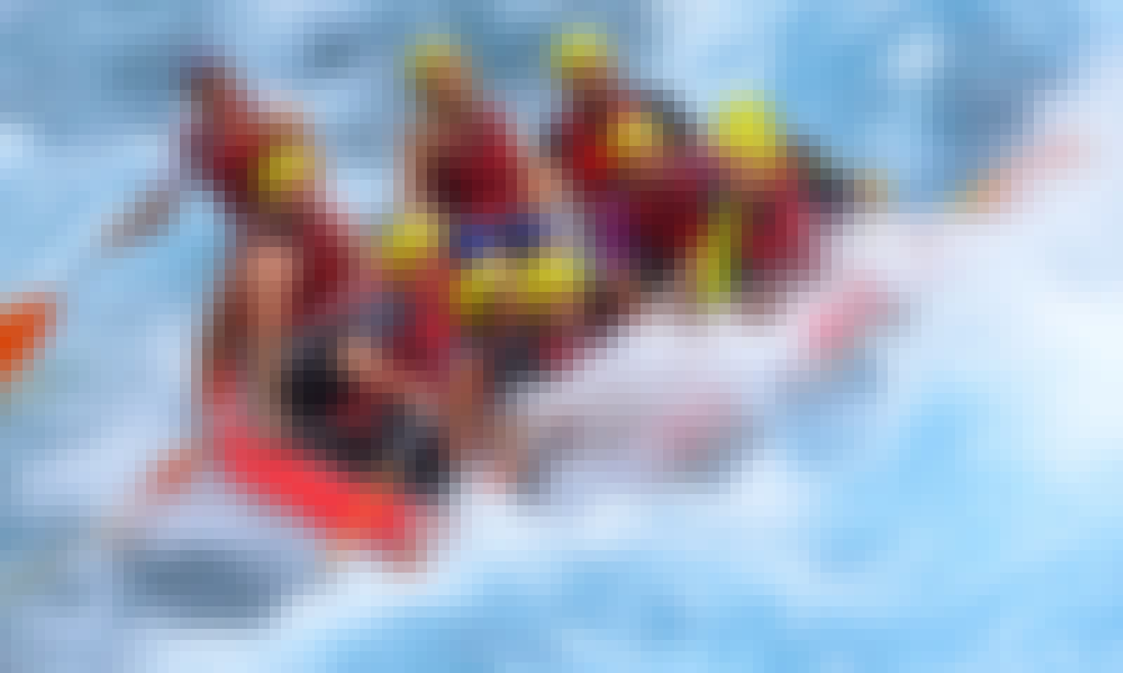 Experience The Thrill Of Rafting in Düzce, Turkey