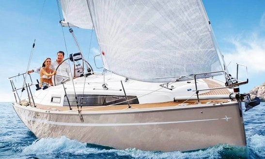 Enjoy Cruising On 34' Bavaria Cruiser Cruising Monohull In Paleo Faliro, Greece
