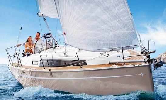 Enjoy Cruising On 34' Bavaria Cruiser Cruising Monohull In Paleo Faliro, Greece