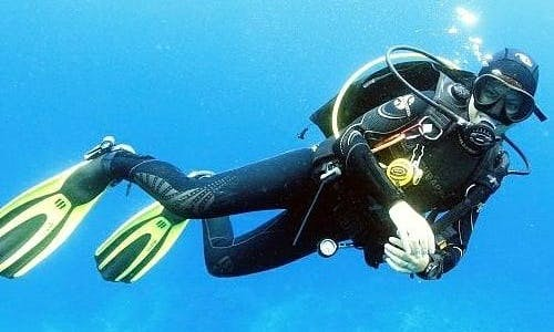 Looking for fun and unique way of Diving in Muğla, Turkey