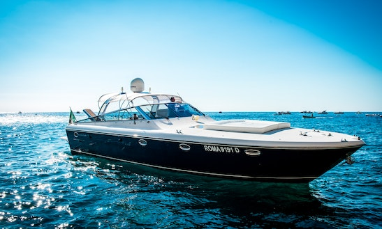 Itama 46 - Charter Along The Amalfi Coast With Us