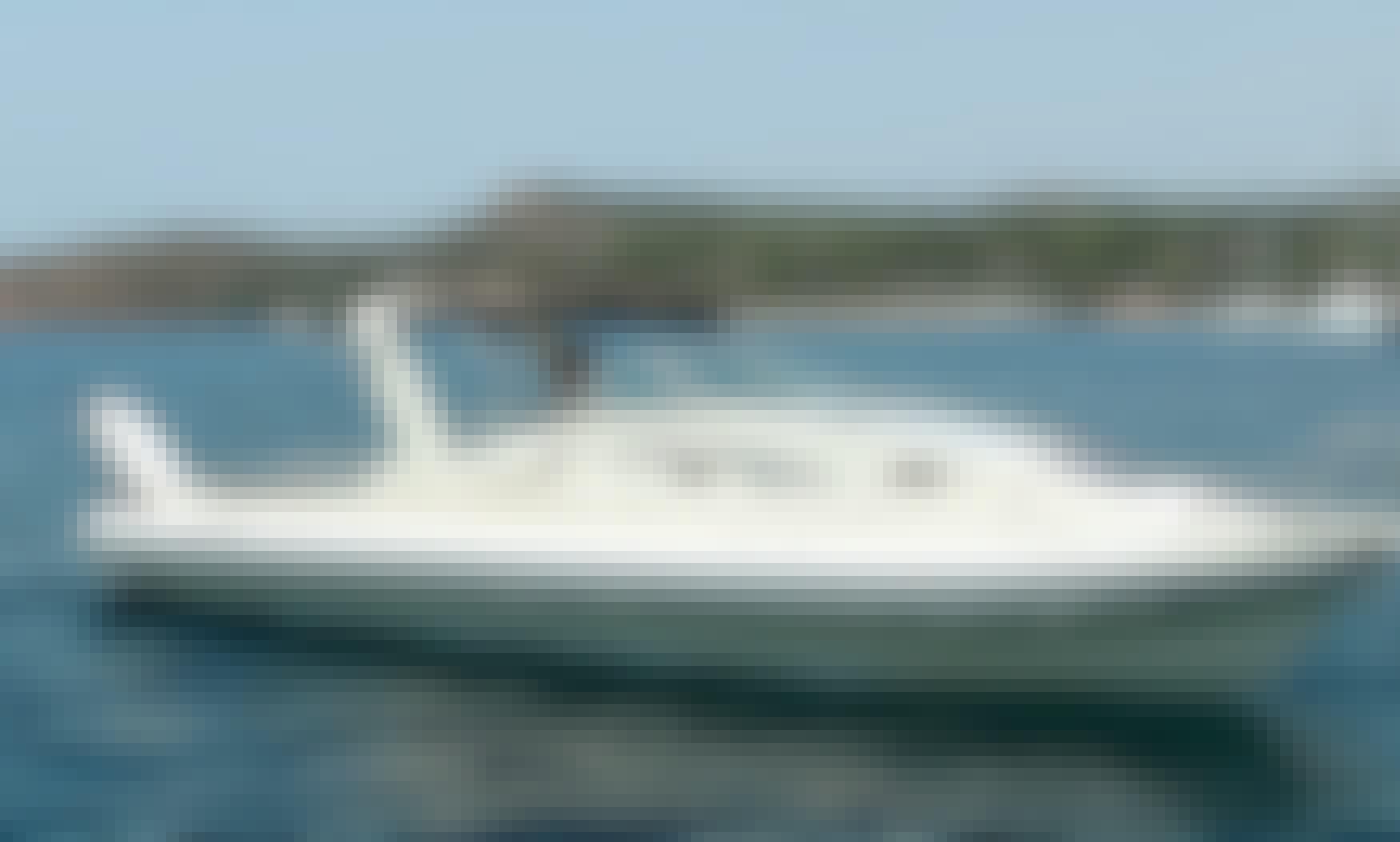 Oceanic Alegria 39ft Speedboat Rental in Porto Heli