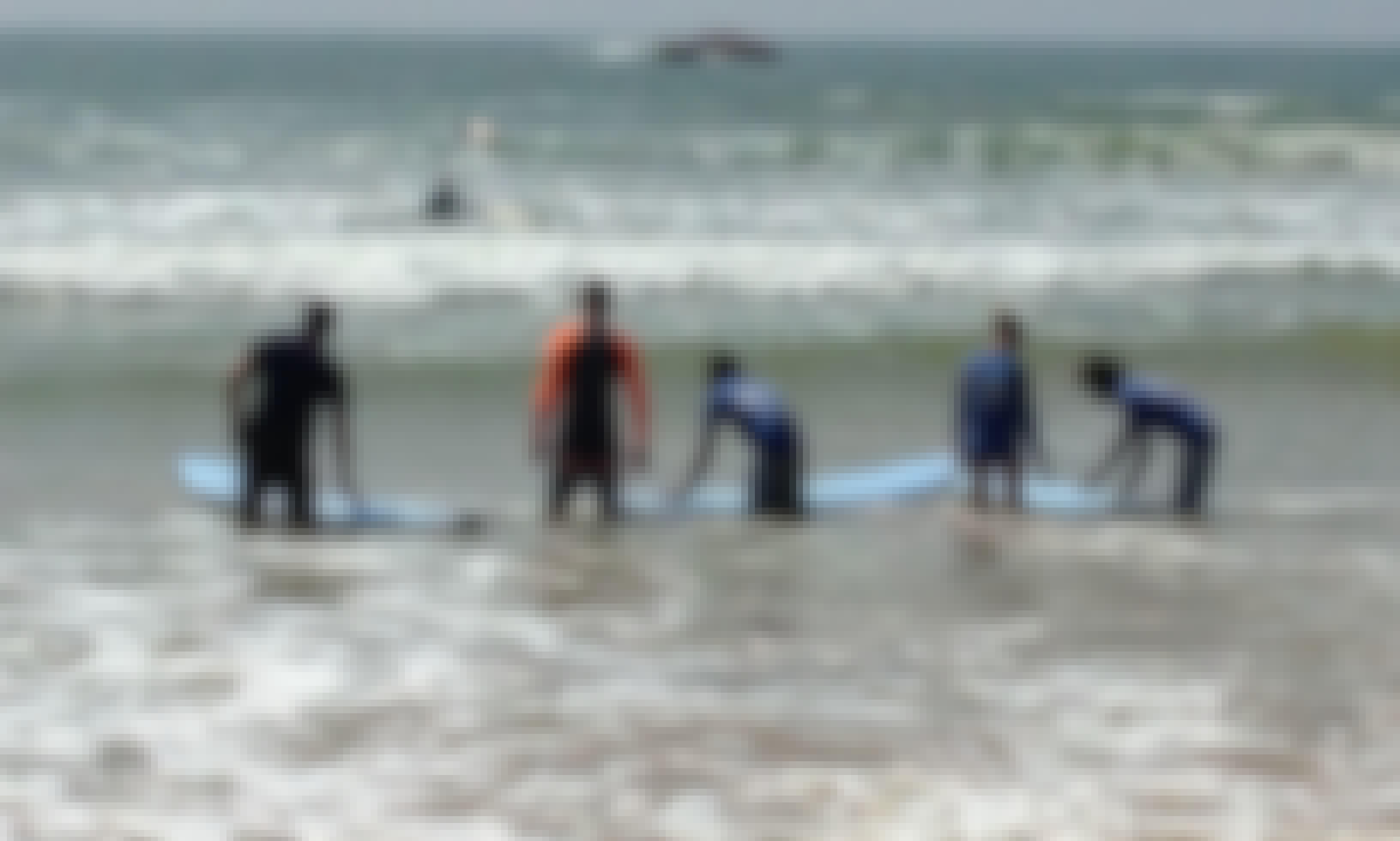 Learm to surf in Weligama, Sri Lanka
