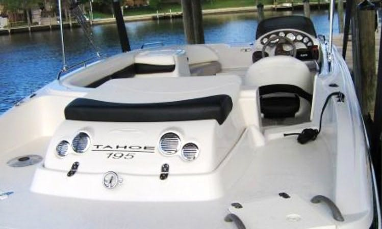 8 Passenger Boat for Rent in Lake Success, California