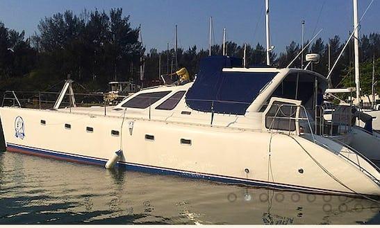 53 Ft Cruising Catamaran Charter In Zanzibar City, Tanzania