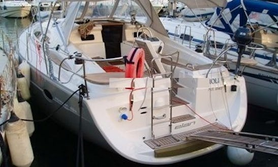 Get Ready For An Amazing Sailing Experience In Preveza, Greece Aboard 38' Ioli Monohull
