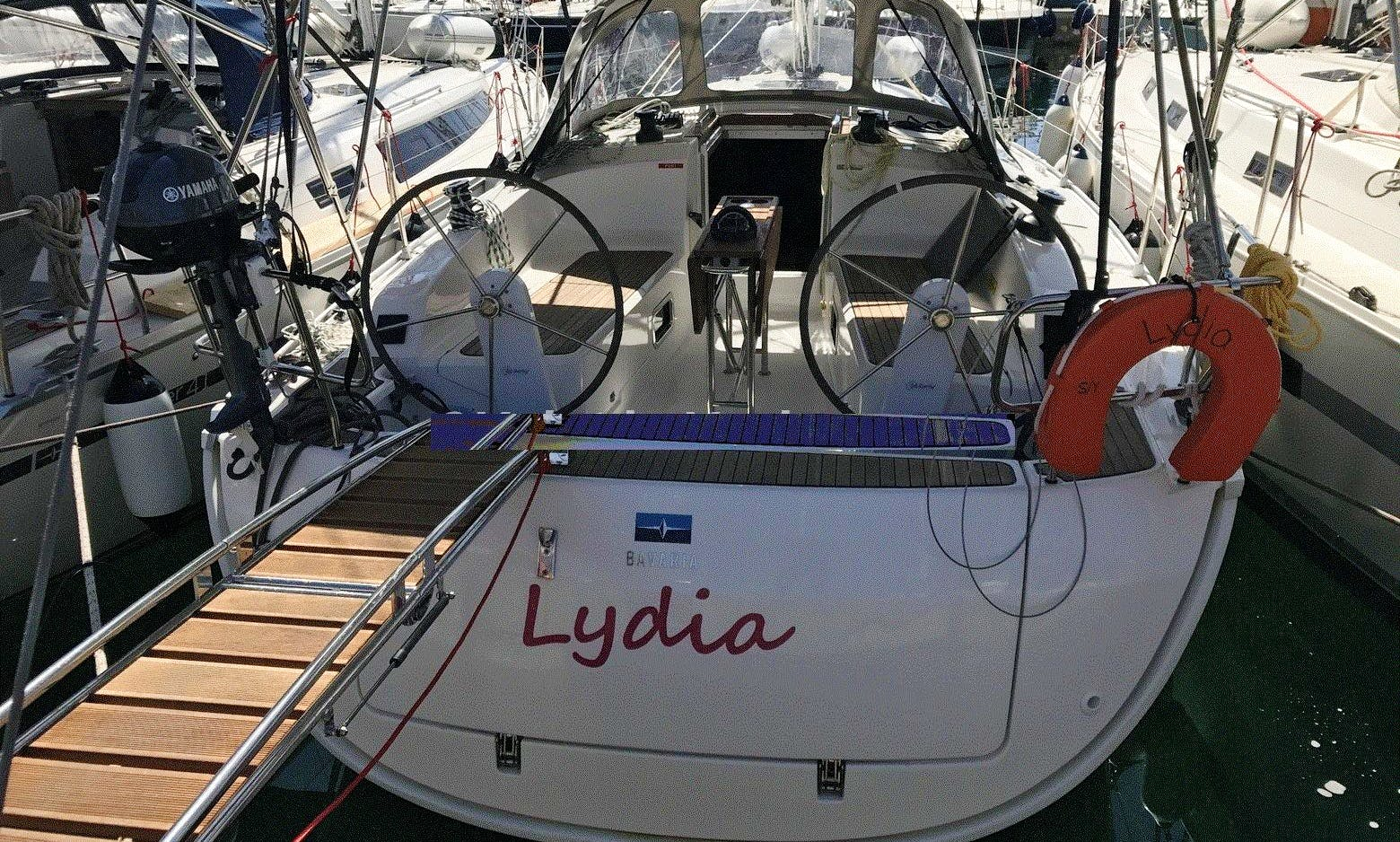Charter this amazing LYDIA Sailing yacht in Pireas, Greece