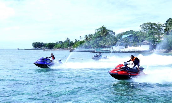 Rent A Brand New Jet Ski In Davao City