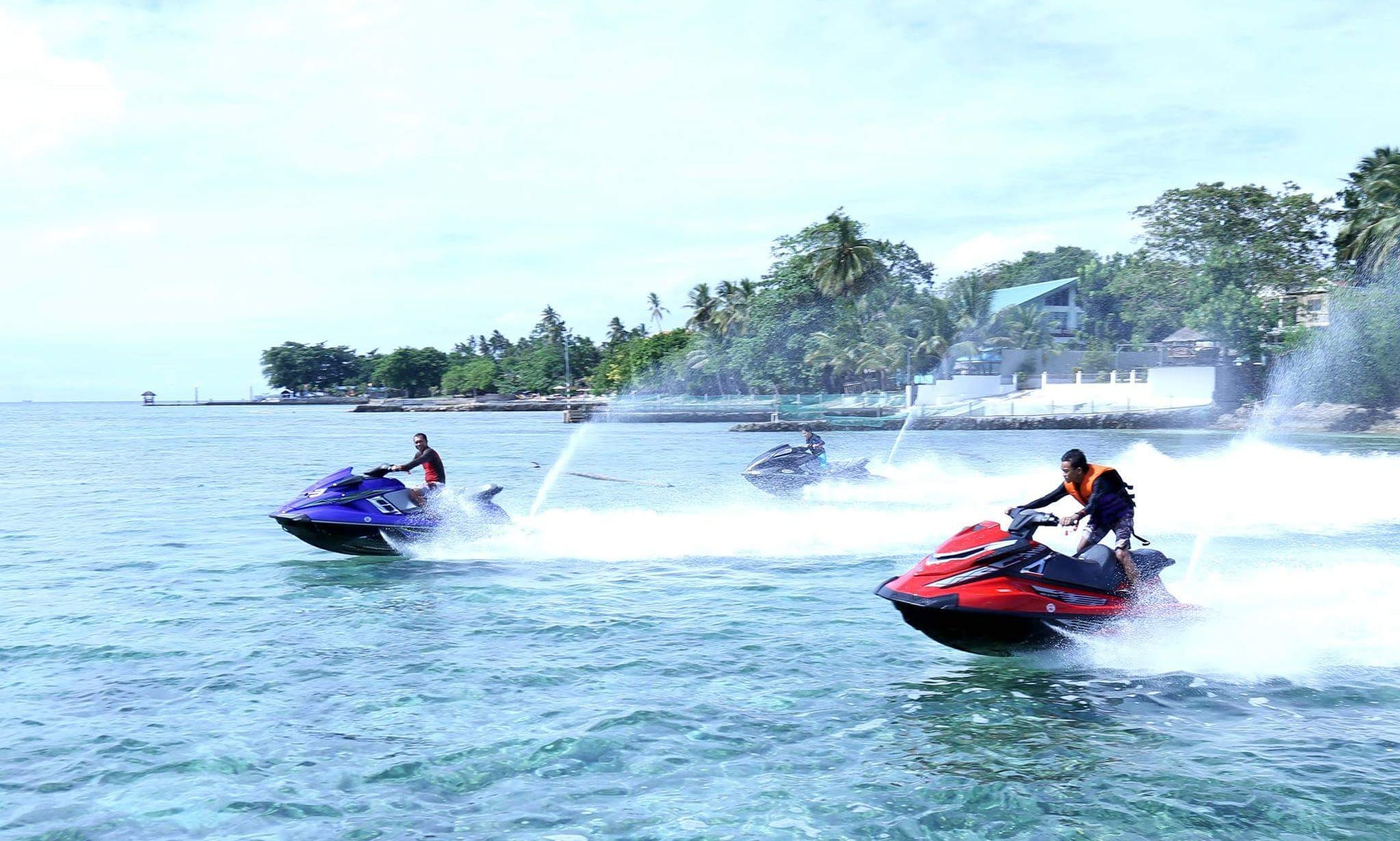 Rent a Brand New Jet Ski for 3 People in Davao City, Philippines