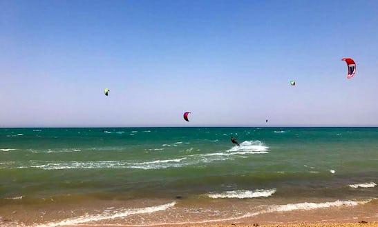 Infinity Kitesurfing Center In Sokhna, Egypt