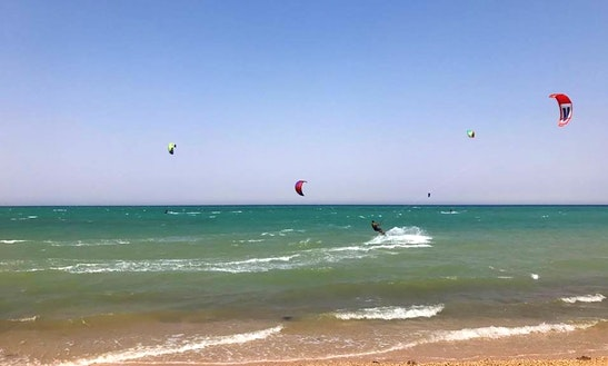 Infinity Kitesurfing Center In Sokhna, Egypt