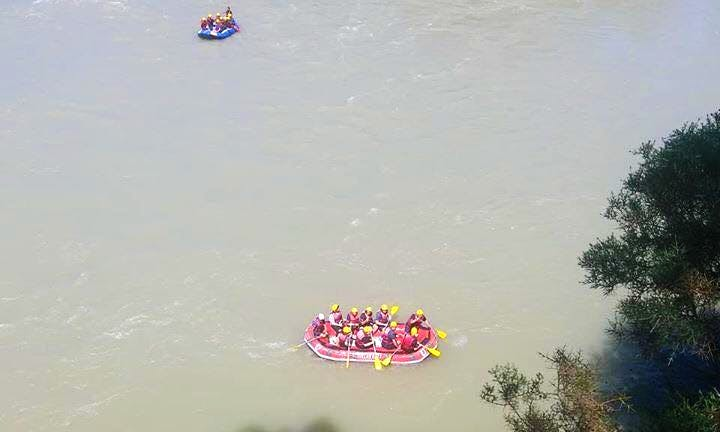 Get Ready for a Memorable Experience and Enjoy the Rafting in Antalya, Turkey