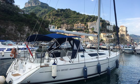 Cruising Monohull Rental In Cetara
