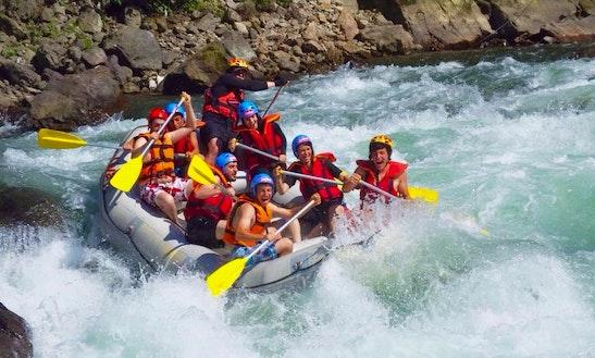 Explore Muğla Turkey In An Adventurous Way Of Rafting