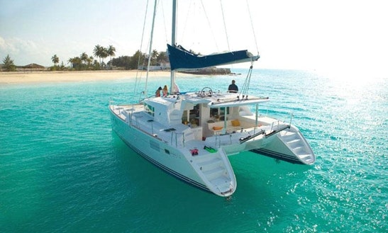 Enjoy On This Luxury And Comfortable Lagoon 440 Cruising Catamaran In Paleo Faliro, Greece