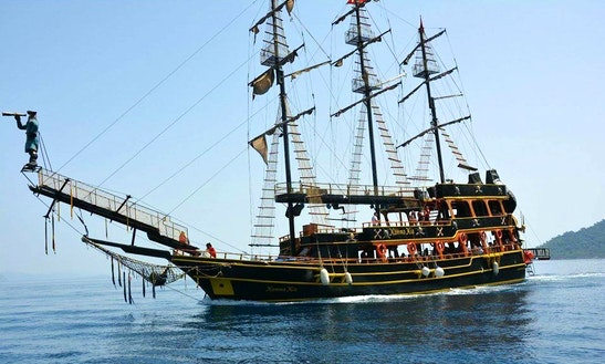 Enjoy Mugla,turkey Aboard Traditional Cruising Boat